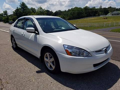 2003 Honda Accord for sale at Car Depot Auto Sales Inc in Seymour TN