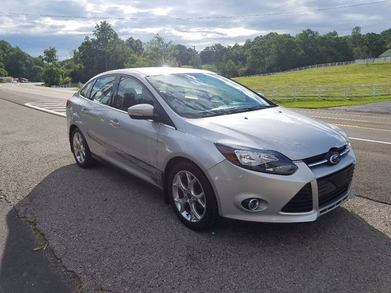 2013 ford focus titanium in seymour tn car depot auto sales inc. Black Bedroom Furniture Sets. Home Design Ideas