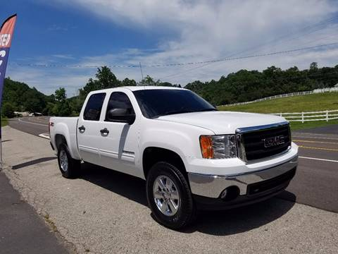 2013 GMC Sierra 1500 for sale at Car Depot Auto Sales Inc in Seymour TN