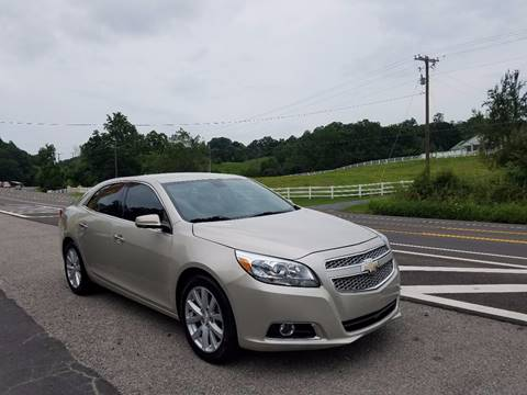 2013 Chevrolet Malibu for sale at Car Depot Auto Sales Inc in Seymour TN
