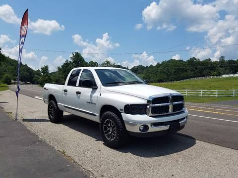 2003 Dodge Ram Pickup 1500 for sale at Car Depot Auto Sales Inc in Seymour TN
