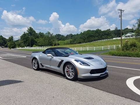 2015 Chevrolet Corvette for sale at Car Depot Auto Sales Inc in Seymour TN