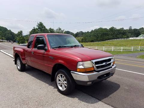1999 Ford Ranger for sale at Car Depot Auto Sales Inc in Seymour TN