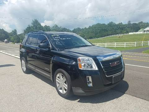 2012 GMC Terrain for sale at Car Depot Auto Sales Inc in Seymour TN