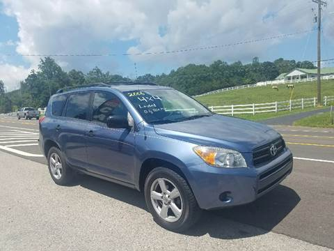 2006 Toyota RAV4 for sale at Car Depot Auto Sales Inc in Seymour TN