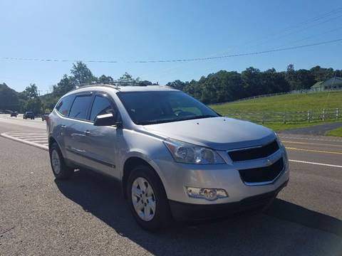 2009 Chevrolet Traverse for sale at Car Depot Auto Sales Inc in Seymour TN