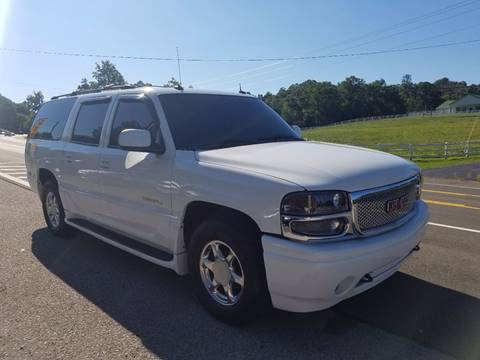 2003 GMC Yukon XL for sale at Car Depot Auto Sales Inc in Seymour TN