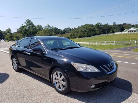 2007 Lexus ES 350 for sale at Car Depot Auto Sales Inc in Seymour TN