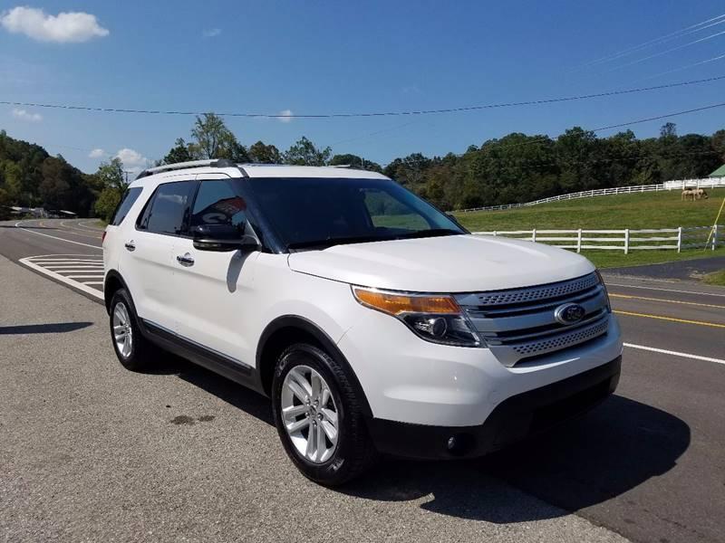 2011 ford explorer xlt in seymour tn - car depot auto sales inc