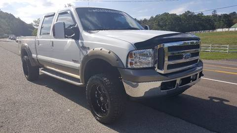 2005 Ford F-250 Super Duty for sale at Car Depot Auto Sales Inc in Seymour TN
