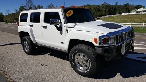 2007 HUMMER H3 for sale at Car Depot Auto Sales Inc in Seymour TN