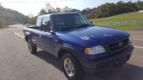 2004 Mazda B-Series Truck for sale at Car Depot Auto Sales Inc in Seymour TN