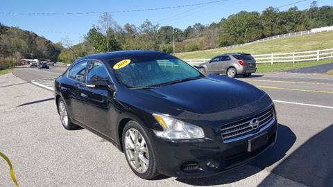 2010 Nissan Maxima for sale in Seymour, TN