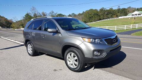 2011 Kia Sorento for sale at Car Depot Auto Sales Inc in Seymour TN