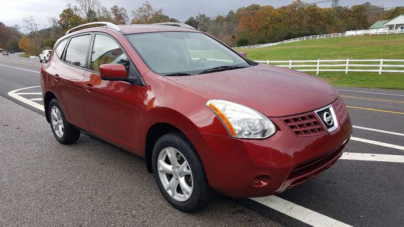 Good 2008 Nissan Rogue For Sale At Car Depot Auto Sales Inc In Seymour TN