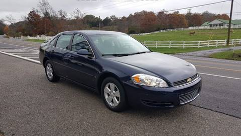 2008 Chevrolet Impala for sale at Car Depot Auto Sales Inc in Seymour TN