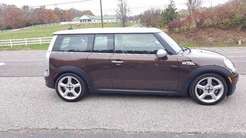 2008 MINI Cooper Clubman for sale at Car Depot Auto Sales Inc in Seymour TN