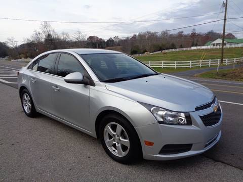 2013 Chevrolet Cruze for sale at Car Depot Auto Sales Inc in Seymour TN