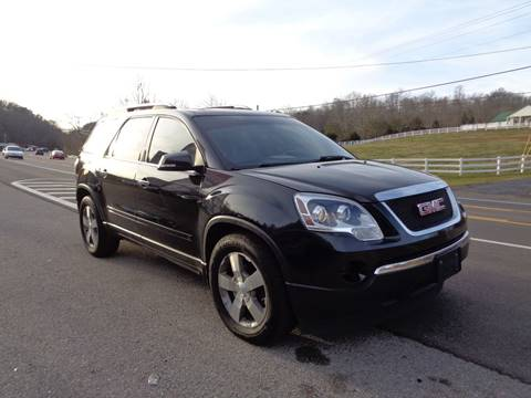 2009 GMC Acadia for sale at Car Depot Auto Sales Inc in Seymour TN