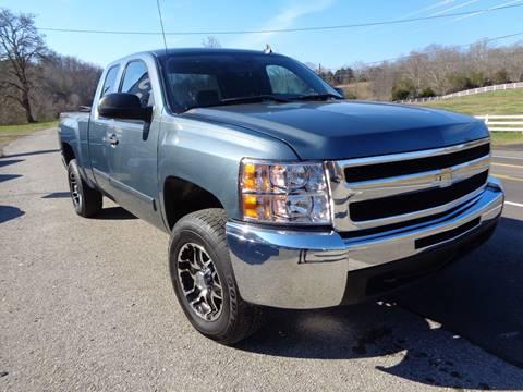 2012 Chevrolet Silverado 1500 for sale at Car Depot Auto Sales Inc in Seymour TN