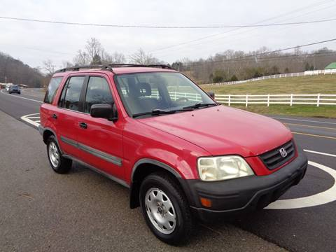 2000 Honda CR-V for sale at Car Depot Auto Sales Inc in Seymour TN
