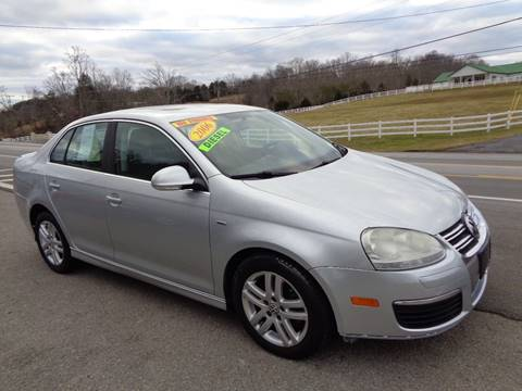 2006 Volkswagen Jetta for sale at Car Depot Auto Sales Inc in Seymour TN