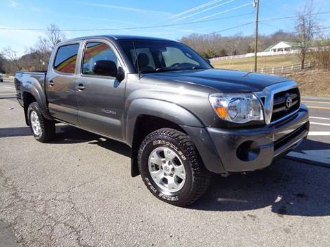 2011 Toyota Tacoma for sale at Car Depot Auto Sales Inc in Seymour TN