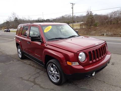 2012 Jeep Patriot for sale at Car Depot Auto Sales Inc in Seymour TN