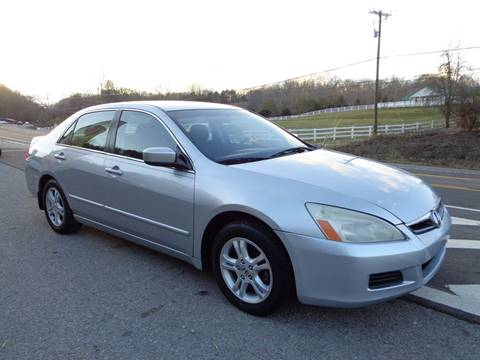 2006 Honda Accord for sale at Car Depot Auto Sales Inc in Seymour TN
