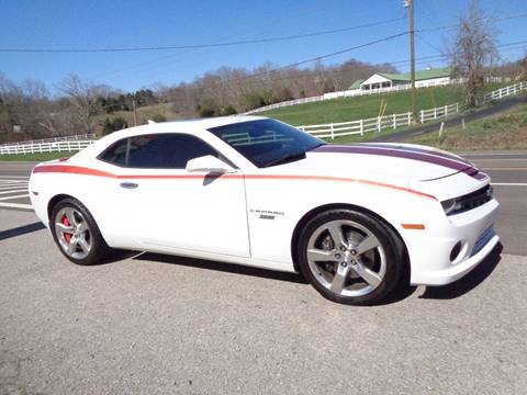 2010 Chevrolet Camaro for sale at Car Depot Auto Sales Inc in Seymour TN