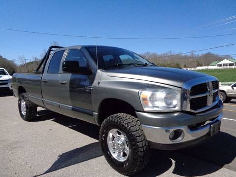 2007 Dodge Ram Pickup 3500 for sale at Car Depot Auto Sales Inc in Seymour TN