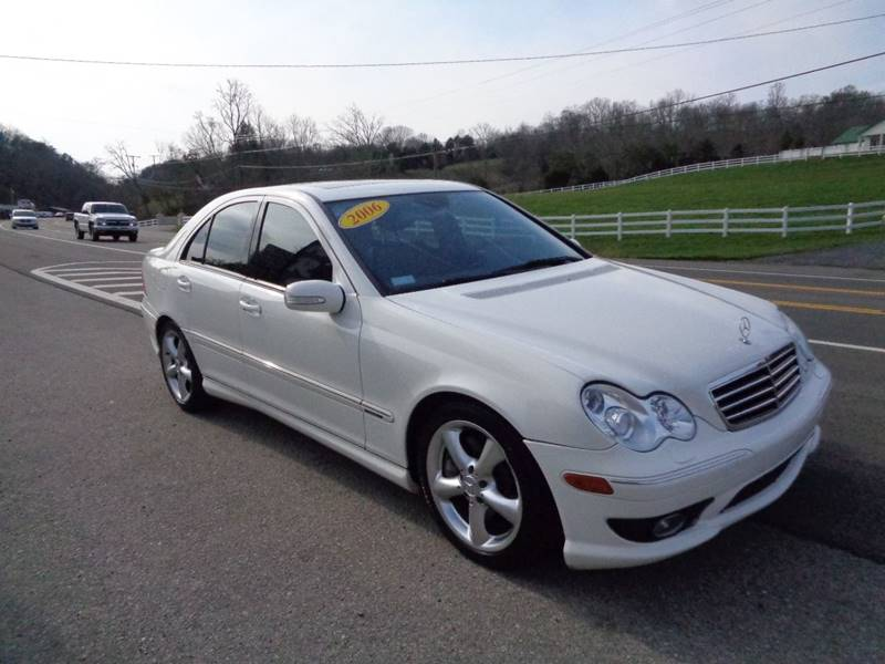 2006 Mercedes-Benz C-Class for sale at Car Depot Auto Sales Inc in Seymour TN