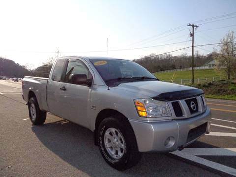 2004 Nissan Titan for sale at Car Depot Auto Sales Inc in Seymour TN