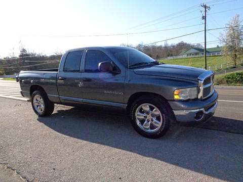 2002 Dodge Ram Pickup 1500 for sale at Car Depot Auto Sales Inc in Seymour TN