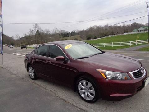 2008 Honda Accord for sale at Car Depot Auto Sales Inc in Seymour TN