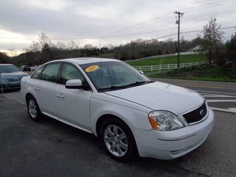 2007 Ford Five Hundred for sale at Car Depot Auto Sales Inc in Seymour TN