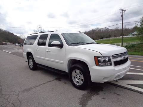 2007 Chevrolet Suburban for sale at Car Depot Auto Sales Inc in Seymour TN