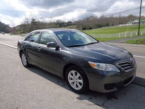2011 Toyota Camry for sale at Car Depot Auto Sales Inc in Seymour TN