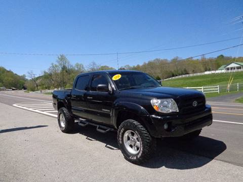 2006 Toyota Tacoma for sale at Car Depot Auto Sales Inc in Seymour TN