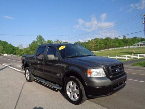 2008 Ford F-150 for sale at Car Depot Auto Sales Inc in Seymour TN