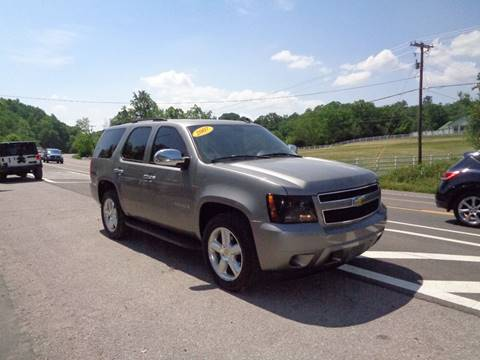2007 Chevrolet Tahoe for sale at Car Depot Auto Sales Inc in Seymour TN