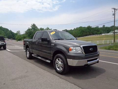 2006 Ford F-150 for sale at Car Depot Auto Sales Inc in Seymour TN