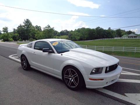 2007 Ford Mustang for sale at Car Depot Auto Sales Inc in Seymour TN
