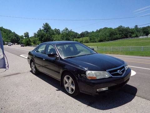 2003 Acura TL for sale at Car Depot Auto Sales Inc in Seymour TN
