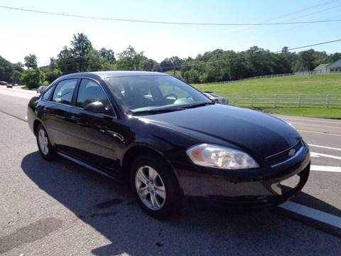 2013 Chevrolet Impala for sale at Car Depot Auto Sales Inc in Seymour TN