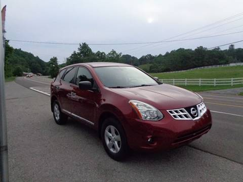 2012 Nissan Rogue for sale at Car Depot Auto Sales Inc in Seymour TN