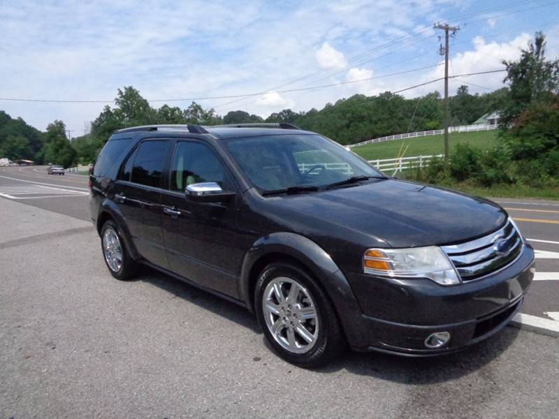 2008 Ford Taurus X for sale at Car Depot Auto Sales Inc in Seymour TN