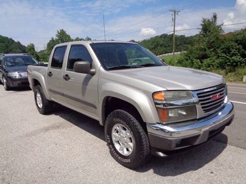 2006 GMC Canyon for sale at Car Depot Auto Sales Inc in Seymour TN
