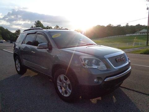 2008 GMC Acadia for sale at Car Depot Auto Sales Inc in Seymour TN