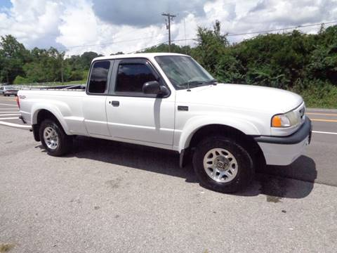 2001 Mazda B-Series Pickup for sale at Car Depot Auto Sales Inc in Seymour TN